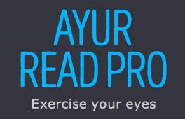 Ayur Read pro logo