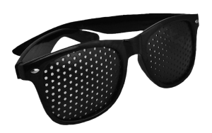 Ayur Read Pro - Pinhole Glasses